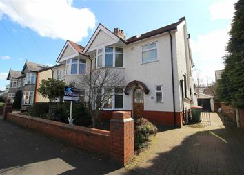 Thumbnail 4 bed semi-detached house for sale in Victoria Road, Fulwood, Preston