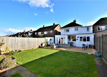 Thumbnail 4 bed detached house for sale in Lyndon Way, Stamford