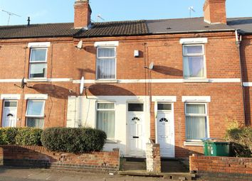Thumbnail 2 bedroom terraced house for sale in St. Margaret Road, Coventry
