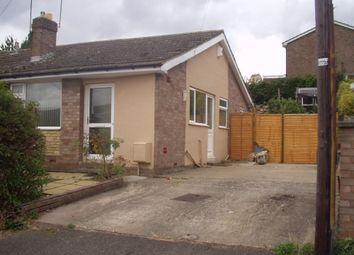 Thumbnail 2 bed bungalow to rent in Ashfield Avenue, Raunds