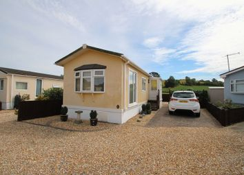 Thumbnail 2 bed detached house for sale in Pedwell Caravan Park, Taunton Road, Pedwell, Bridgwater