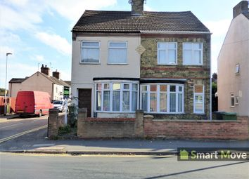 Thumbnail 3 bedroom semi-detached house for sale in Garton End Rd, Peterborough, Cambridgeshire.