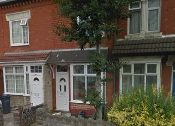 Thumbnail Terraced house to rent in Knowle Road, Sparkhill, Birmingham