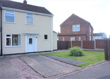 Thumbnail 2 bed semi-detached house for sale in Bevan Lee Road, Cannock
