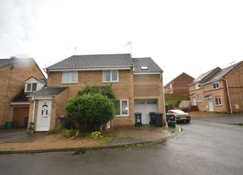 Thumbnail 3 bed semi-detached house to rent in Siddons Close, Oundle, Peterborough