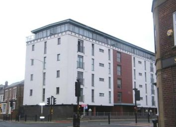 Thumbnail 2 bed flat for sale in Vincent House, 2 Woodland Road, Darlington, Durham