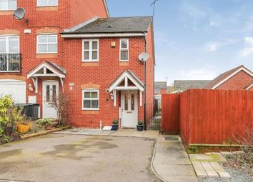Thumbnail 2 bed end terrace house for sale in Herring Road, Atherstone