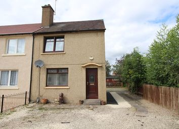 Thumbnail 3 bed end terrace house for sale in 7 Shaw Place, Grangemouth