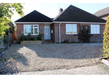 Thumbnail 4 bed detached bungalow for sale in Montgomery Road, Newbury