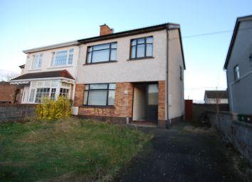Thumbnail 3 bed semi-detached house for sale in 3 Park View, Blackhorse Ave, Dublin 7
