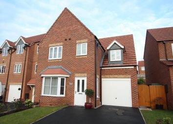Thumbnail 4 bed detached house for sale in Bur Tree Drive, Norton Heights, Stoke-On-Trent