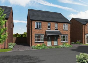 Thumbnail 2 bed semi-detached house for sale in Warton Lane, Austrey, Atherstone