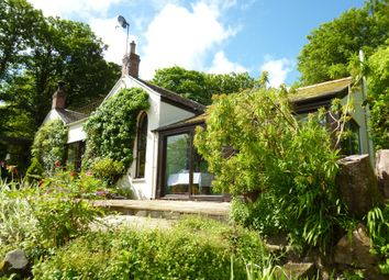 Thumbnail 4 bed detached house for sale in Newmill, Penzance