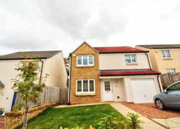 Thumbnail 4 bed detached house to rent in Whitehouse Crescent, Gorebridge