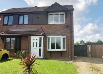 Thumbnail 2 bedroom semi-detached house to rent in Chedworth Road, Lincoln