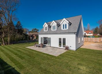 Thumbnail 4 bedroom detached house for sale in Nacton, Ipswich, Suffolk
