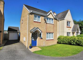 Thumbnail 3 bedroom detached house for sale in Balmoral Crescent, Okehampton