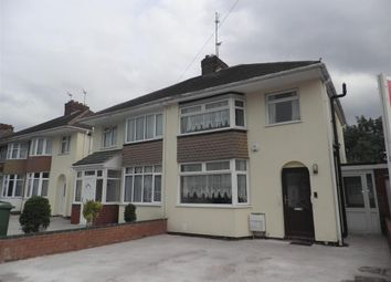 Thumbnail 3 bed semi-detached house to rent in Swinford Road, Wolverhampton