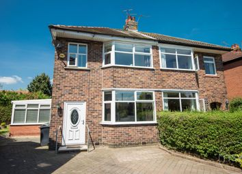 Thumbnail 3 bed semi-detached house for sale in Croftson Avenue, Ormskirk