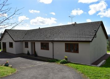 Thumbnail 4 bed detached bungalow for sale in Llanishen, Chepstow