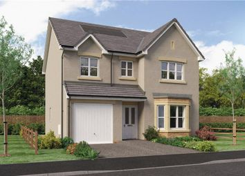 "Thumbnail 4 bedroom detached house for sale in ""Glenmuir"" at Red Deer Road, Cambuslang, Glasgow"