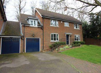 Thumbnail 4 bedroom detached house for sale in Vinson Close, Orpington, Kent