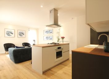 Thumbnail 2 bed flat for sale in Kirkdale Road, Sydenham, London