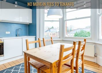 Thumbnail 2 bed flat to rent in Christchurch Road, London