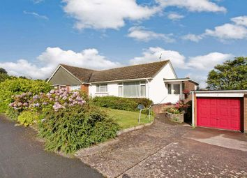 Thumbnail 2 bedroom semi-detached bungalow for sale in Crowden Crescent, Tiverton