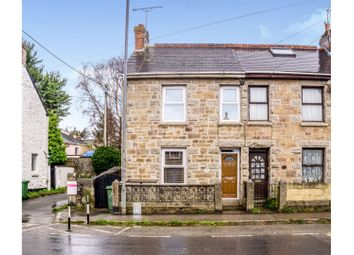 Thumbnail 3 bed semi-detached house for sale in Crowlas, Penzance