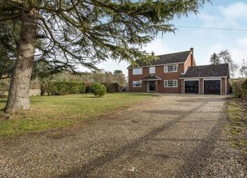4 bed detached house for sale in Eccles, Norwich NR16