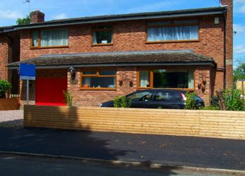 Thumbnail 4 bed detached house for sale in Stanley Terrace, Knutsford Road, Alderley Edge