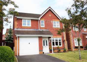 Thumbnail 4 bed detached house for sale in Silure Way, Newport