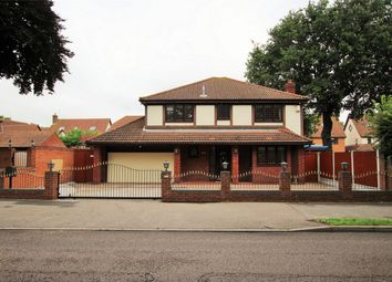 Thumbnail 4 bed detached house for sale in Tywinds, Warren Lane, Grays, Essex