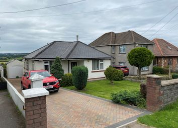 Thumbnail 3 bed detached bungalow for sale in Port Road East, Barry