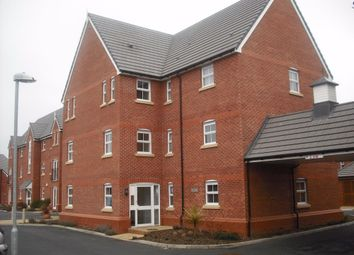 Thumbnail 2 bed flat to rent in Brackenthorpe Court, Moss Hey, Wirral, Merseyside