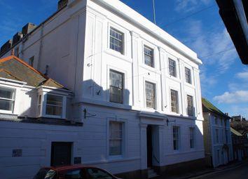 Thumbnail 1 bedroom flat for sale in Chapel Street, Penzance