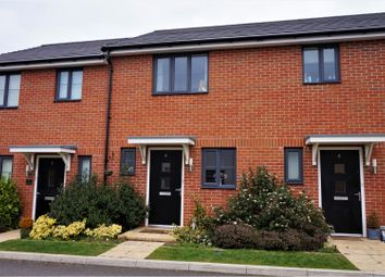 Thumbnail 2 bed terraced house for sale in Willow Edge, Gloucester