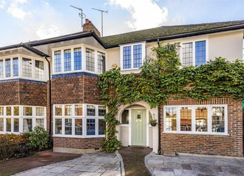 Thumbnail 5 bed semi-detached house for sale in Grove Gardens, Teddington