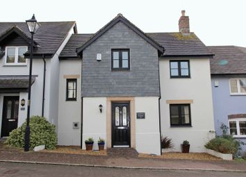 Thumbnail 4 bed terraced house for sale in Jubilee Close, Cubert, Newquay