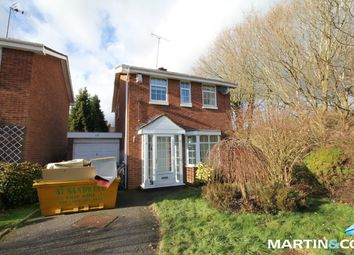 Thumbnail 3 bed detached house to rent in Shandon Close, Harborne