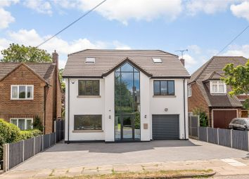 Thumbnail 5 bed detached house for sale in St Stephens Avenue, St. Albans, Hertfordshire