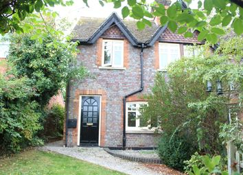 Thumbnail 2 bed end terrace house for sale in Northview, Hungerford