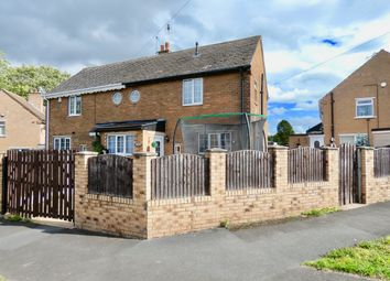 Thumbnail 2 bed semi-detached house for sale in Park Drive, Campsall, Doncaster
