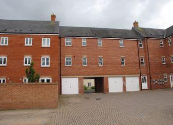 Thumbnail 2 bed flat to rent in Hazel Avenue, Tewkesbury