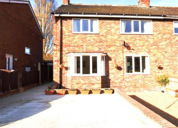 Thumbnail 3 bed semi-detached house for sale in Cedric Crescent, Thurcroft, Rotherham, South Yorkshire