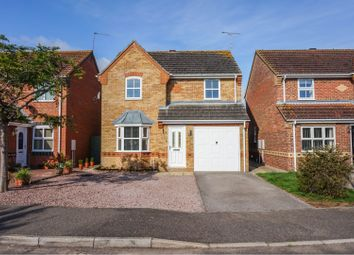 Thumbnail 3 bed detached house for sale in Fleming Court, Boston