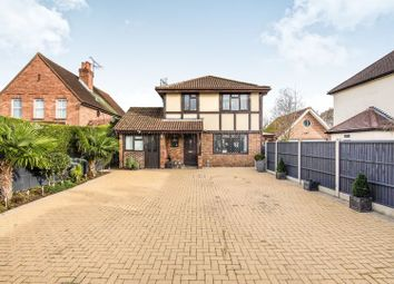 Thumbnail 4 bed detached house for sale in Delta Road, Woking
