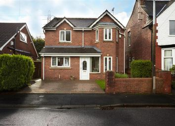 Thumbnail 4 bed detached house for sale in Alfred Avenue, Worsley, Manchester