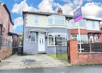 3 bed semi-detached house for sale in Radcliffe Park Road, Salford M6